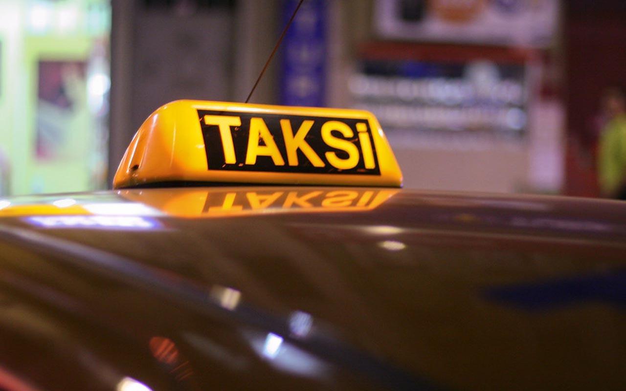 Yolcuları canından bezdirmişti çözüm bulundu! 15 bin taksiye kamera