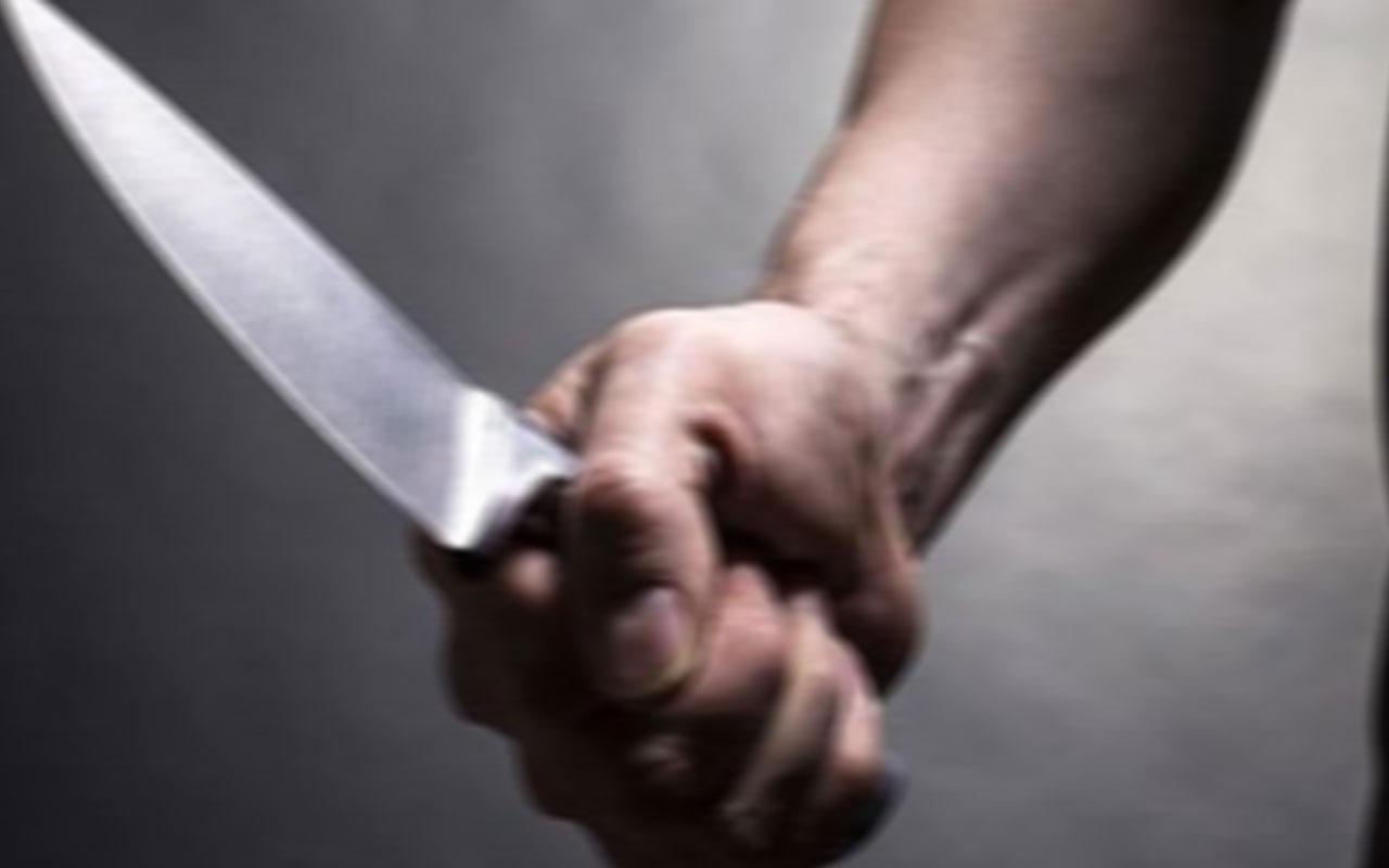 Tartıştığı babasını defalarca bıçaklayıp dehşeti yaşattı!