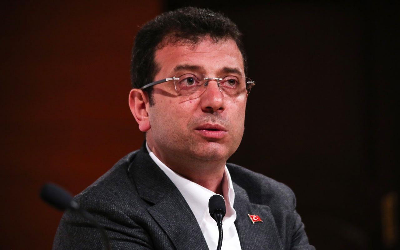 İBB Başkanı Ekrem İmamoğlu'ndan HDP ve Kanal İstanbul açıklaması