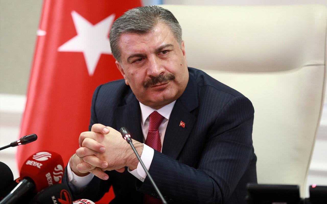 Sağlık Bakanı Fahrettin Koca açıkladı! Mutant virüs 76 şehre yayıldı! İşte Bakan Koca'nın o açıklamaları