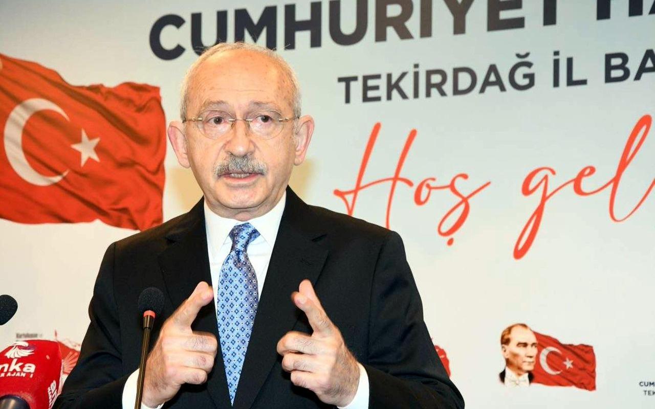 Kılıçdaroğlu: Siyasi partilerin sonlandırılması sürecini bırakmak zorundayız