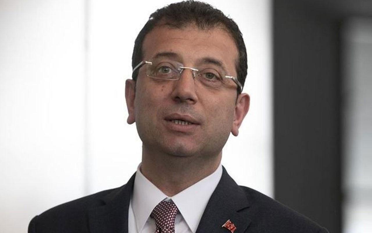 """İBB Başkanı Ekrem İmamoğlu """"Mülkiyet davası açıyoruz"""""""