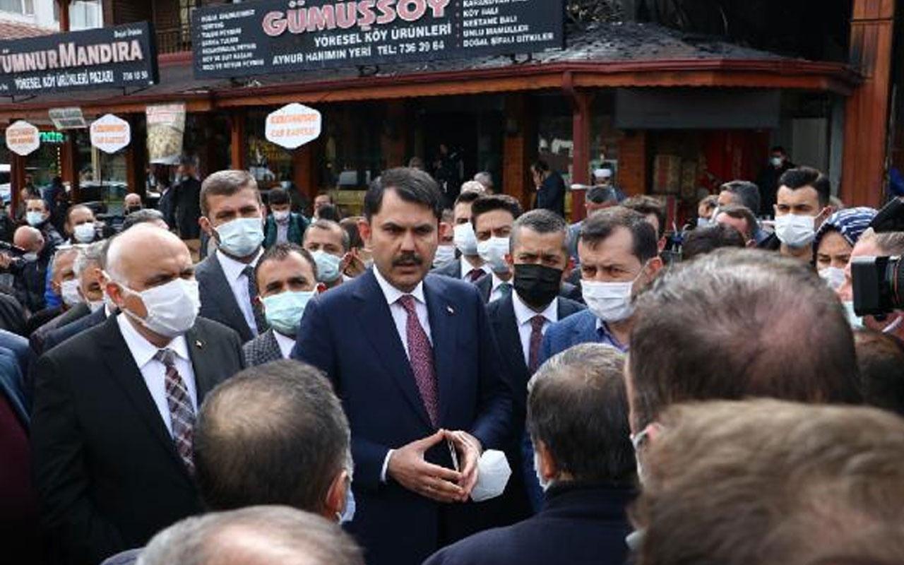 """O esnafa destek ödemesi yapılacak! Bakan Murat Kurum """"Cumhurbaşkanımız talimatı bizlere verdiler"""""""