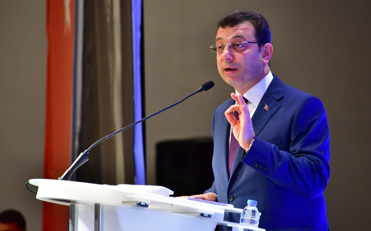 İmamoğlu 'İstanbullu hemşehrilerimizin dikkatine' diyerek kısmi kapanma kararlarını duyurdu!