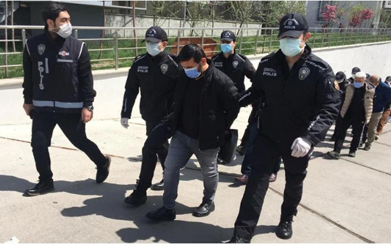 300 milyon lira dolandıran 'Arsa avcısı' çetesinin lideri tapu memuru çıktı