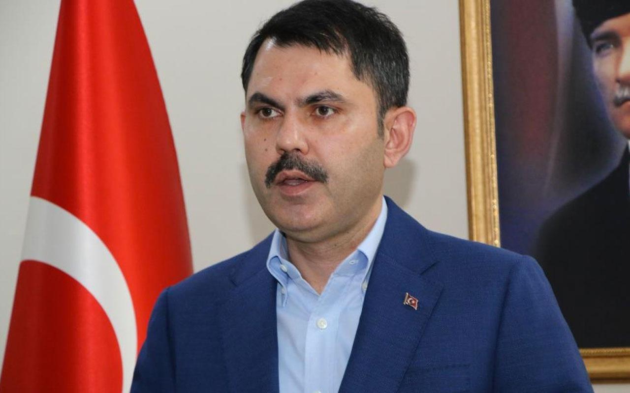 Bakan Murat Kurum'dan 'çöp ithalatı' açıklaması