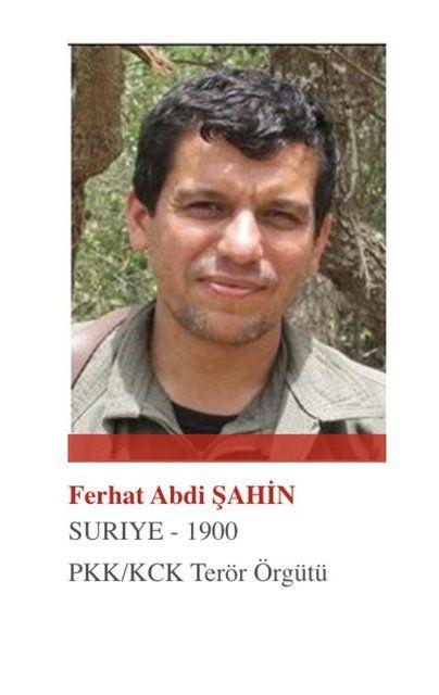 Terörle mücadele tüm hızıyla sürüyor! İşte aranan PKK'lı teröristler