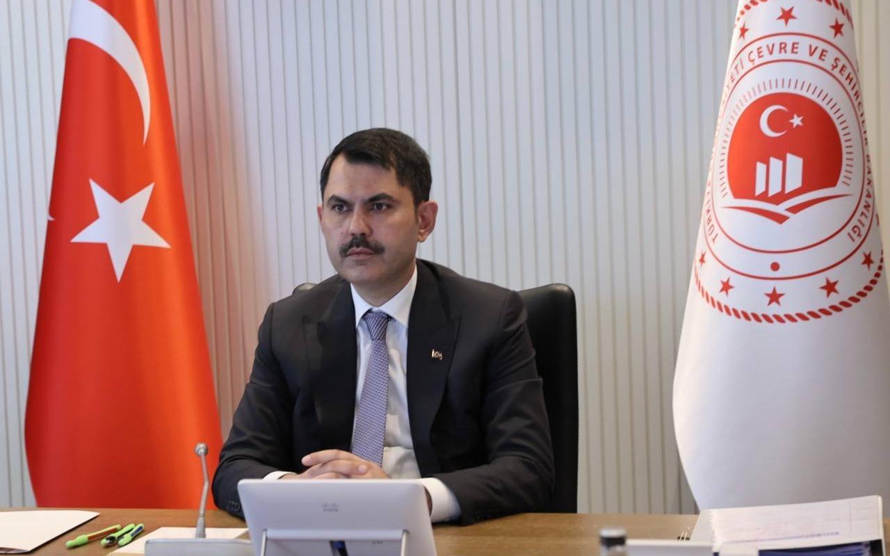 İl il toplanan müsilaj miktarı belli oldu! Bakan Murat Kurum açıkladı