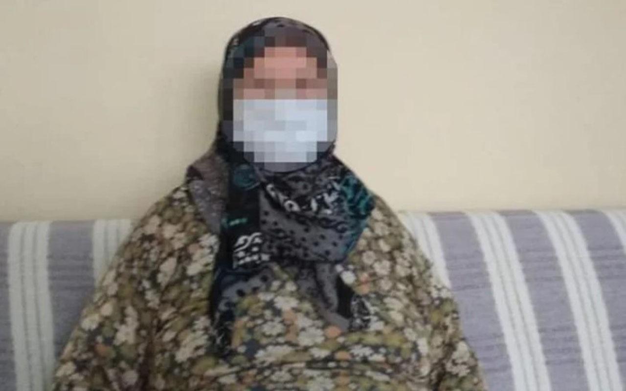 87 yaşındaki yaşlı kadına kabusu yaşatıp dolandırdılar