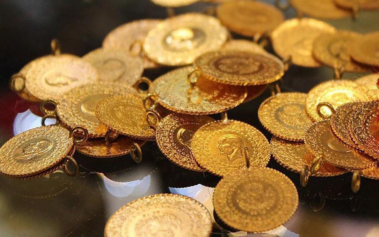 Altın fiyatları düşüşte! İşte altın fiyatlarında son durum!