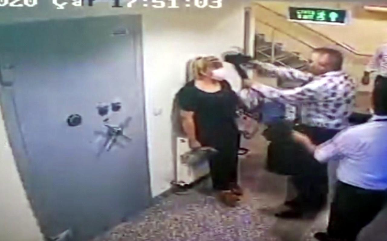 Kadın çalışanın başına silah dayadı! Avukatın savunması pes dedirtti