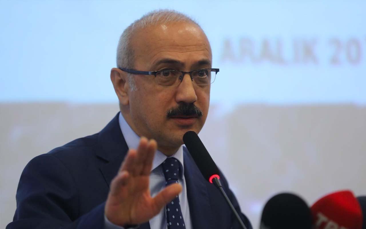 Bakan Lütfi Elvan duyurdu! Son dakika enflasyon açıklaması