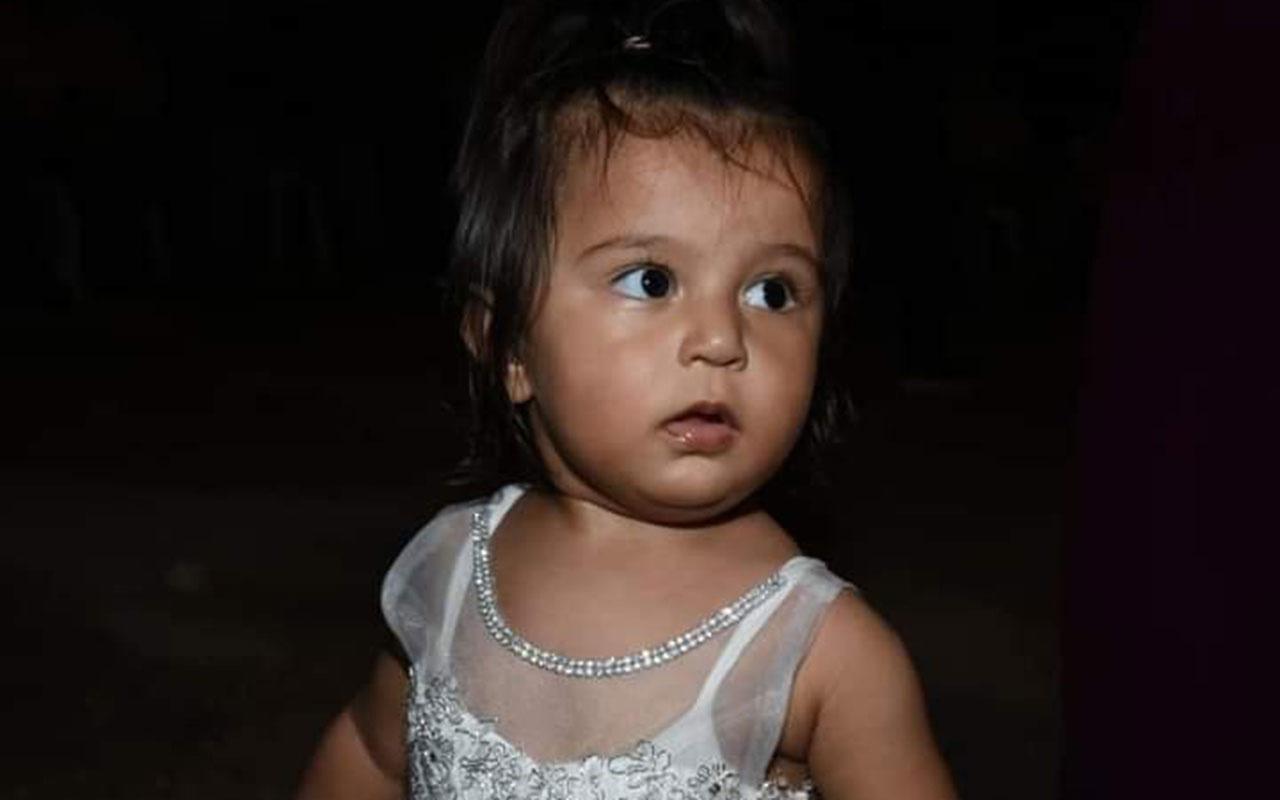 2 yaşındaki Ecrin kayıp! Dere yatağı didik didik edildi