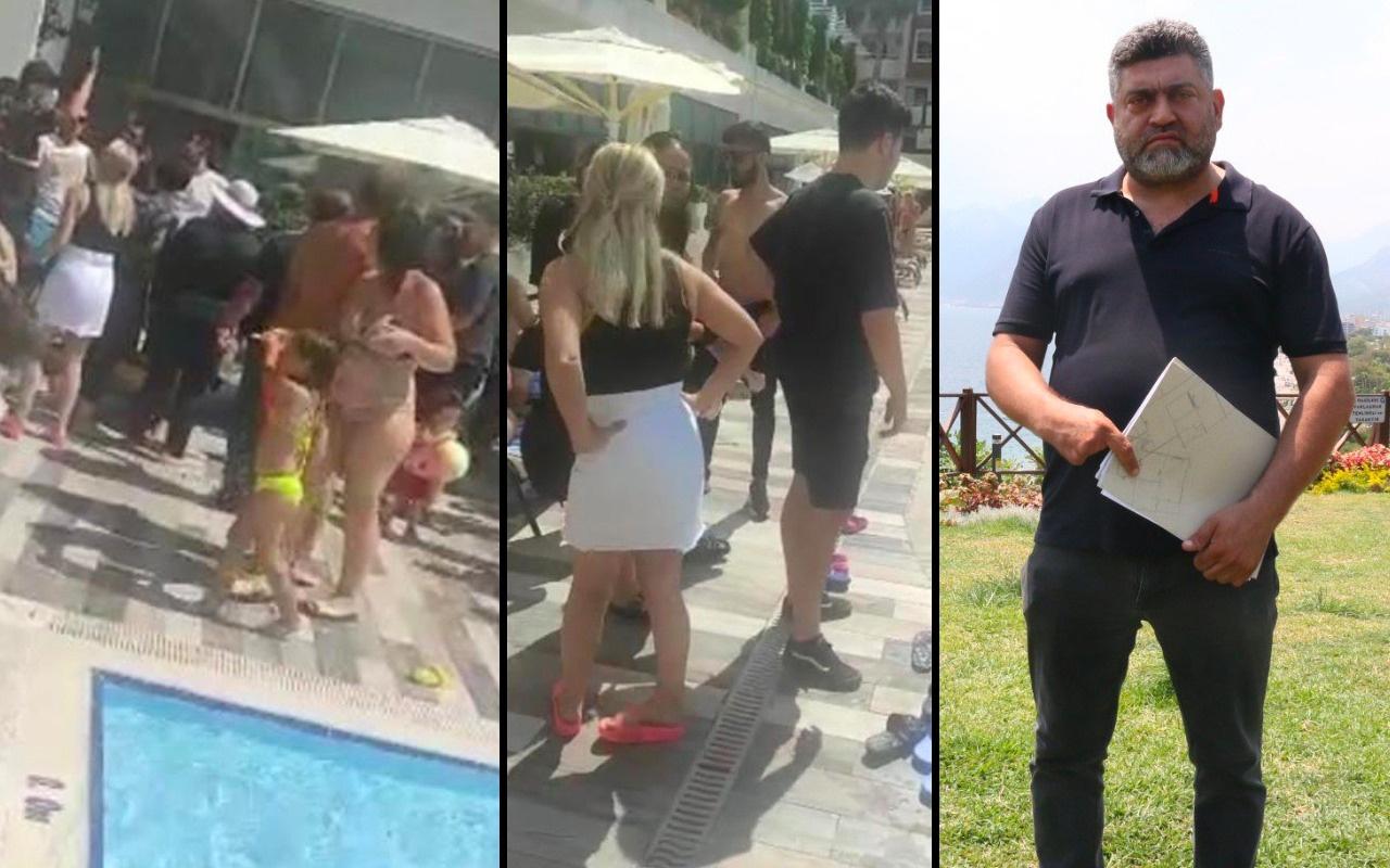 Antalya'ya tatil için gitti hayatının şokunu yaşadı! Resmen kandırdılar