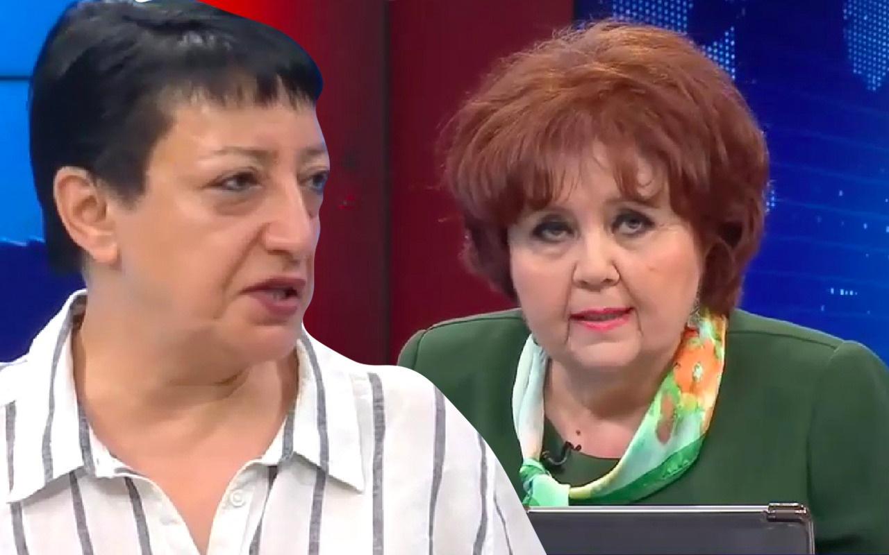 Halk TV'de Türk askerine çirkin benzetme! Miyase İlknur'un sözleri olay oldu