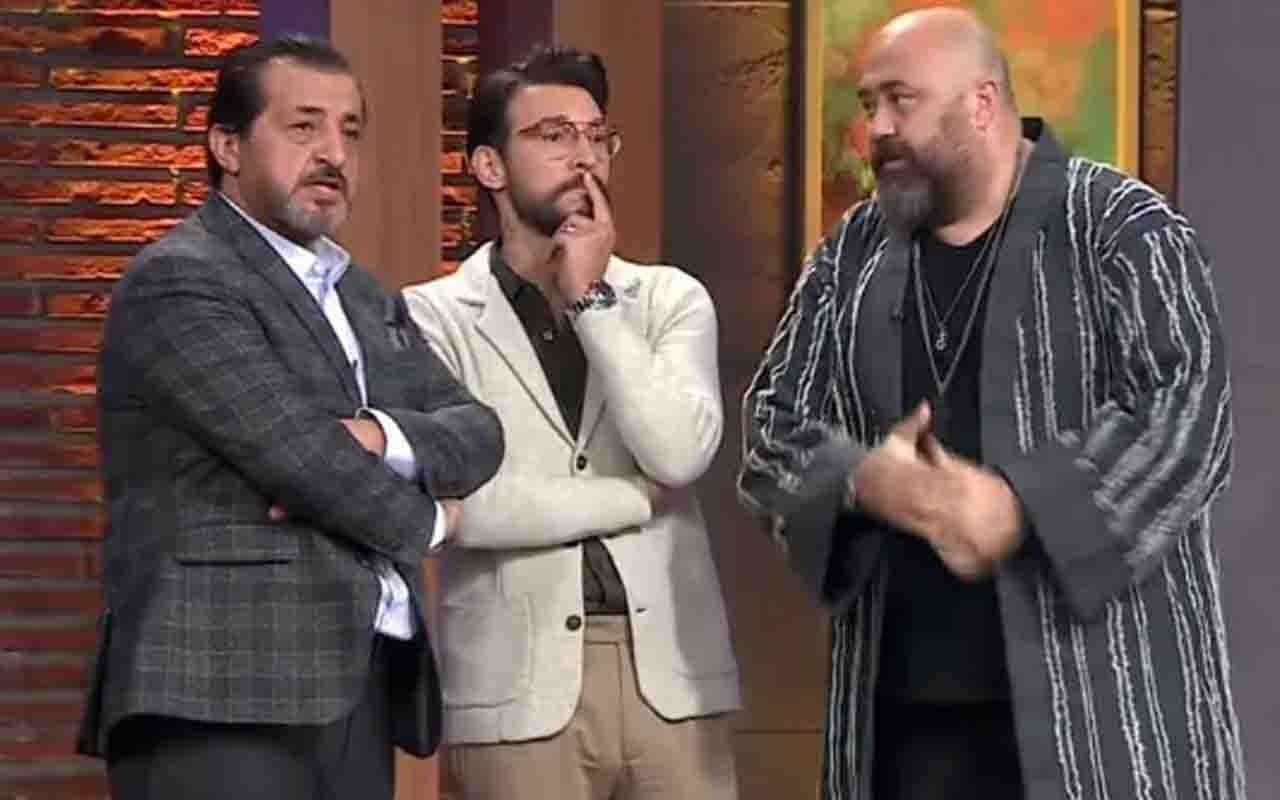 TV8 MasterChef'te o yarışmacının tabağı ünlü şef Mehmet Yalçınkaya'yı kızdırdı