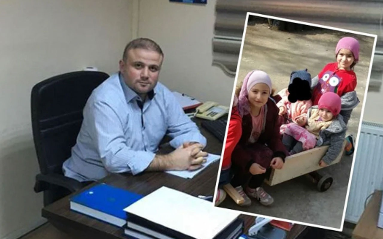 Kan donduran olay! 3 kızını vahşice öldüren imamın ifadesi ortaya çıktı!