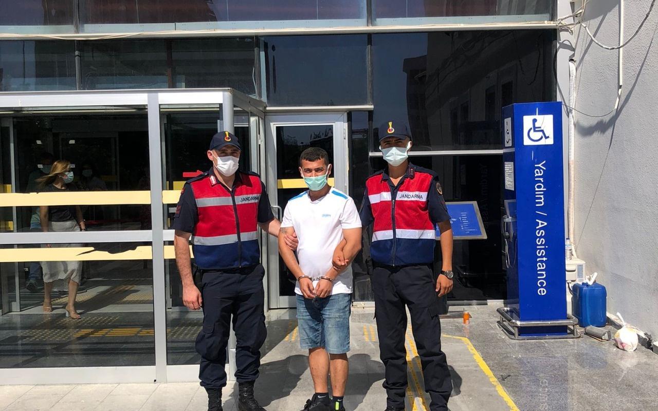 Antalya'daki cezaevinden firar etti, Hatay'da yakalandı