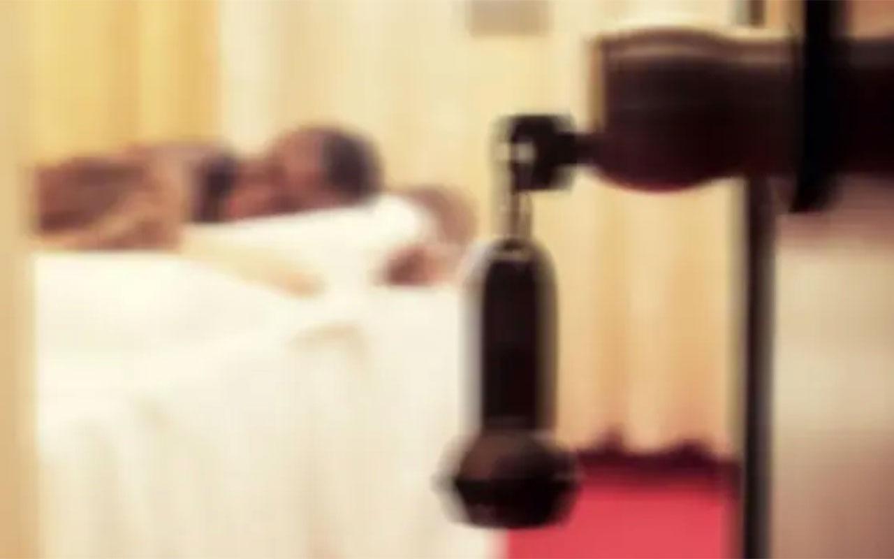 Sevgililerin otel kaçamağı feci bitti! Onu görünce çatıya çıkıp intihar etti