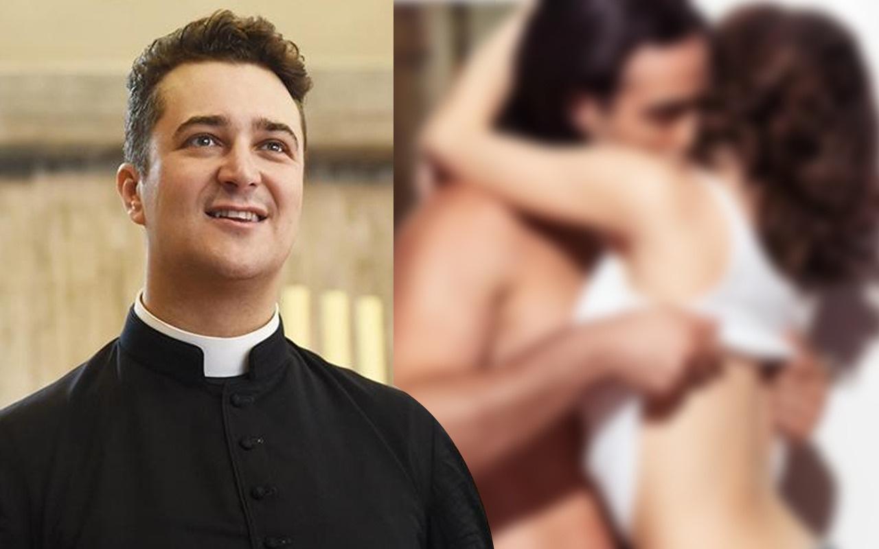 Din adamının skandalı patladı! Kilise parasıyla cinsel ilişki partisi!
