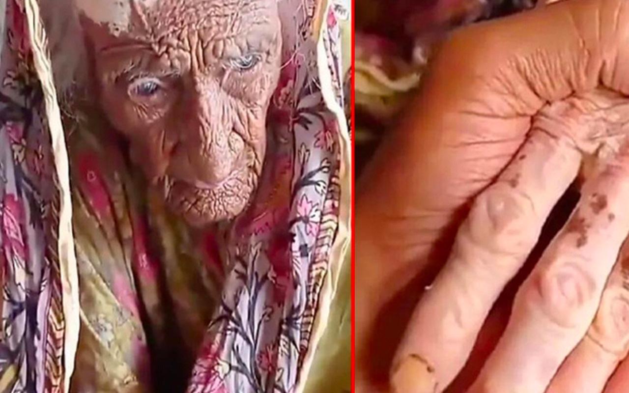 Dünyanın en yaşlı insanı tam 300 yaşında! Sosyal medya ikiye bölündü