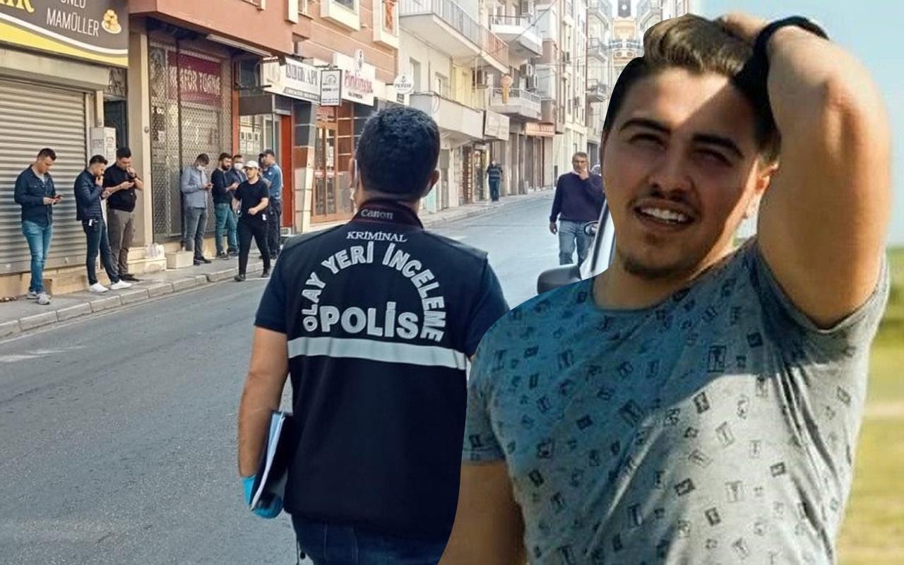 İzmir'de korkunç olay! Önce defalarca bıçaklayıp dehşet saçtı sonra...