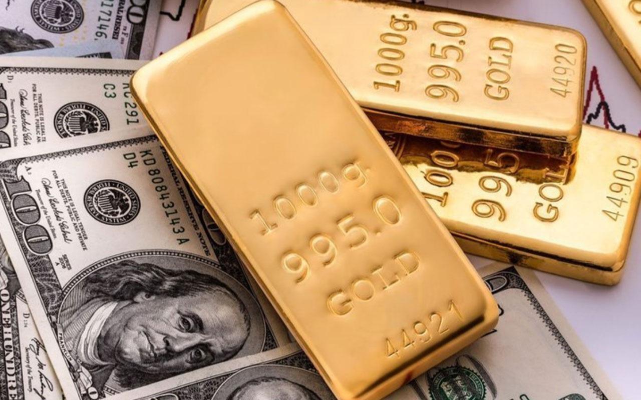 Dolar rekorunu yeniledi gram altın yükselişe geçti! İşte döviz ve altında son durum