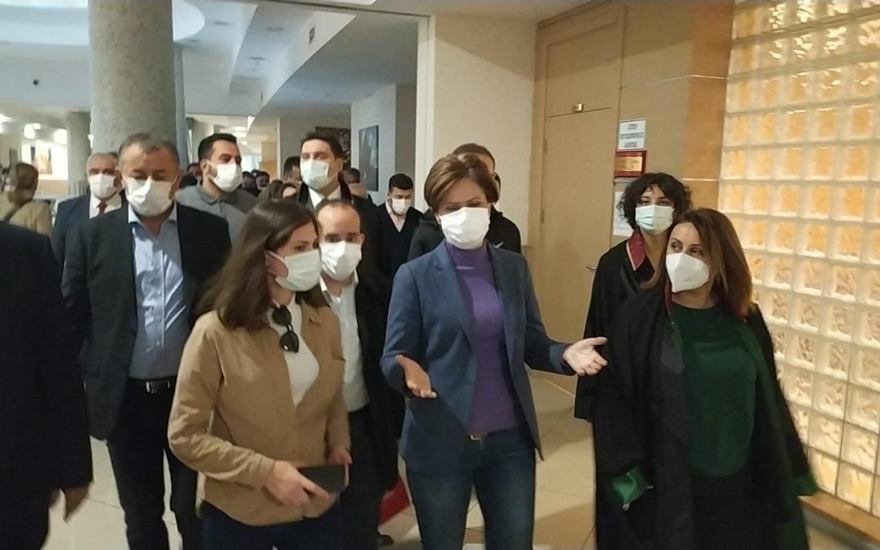 İletişim Başkanı Altun'un evinin fotoğraflanması davası; Kaftancıoğlu suçlamayı kabul etmedi