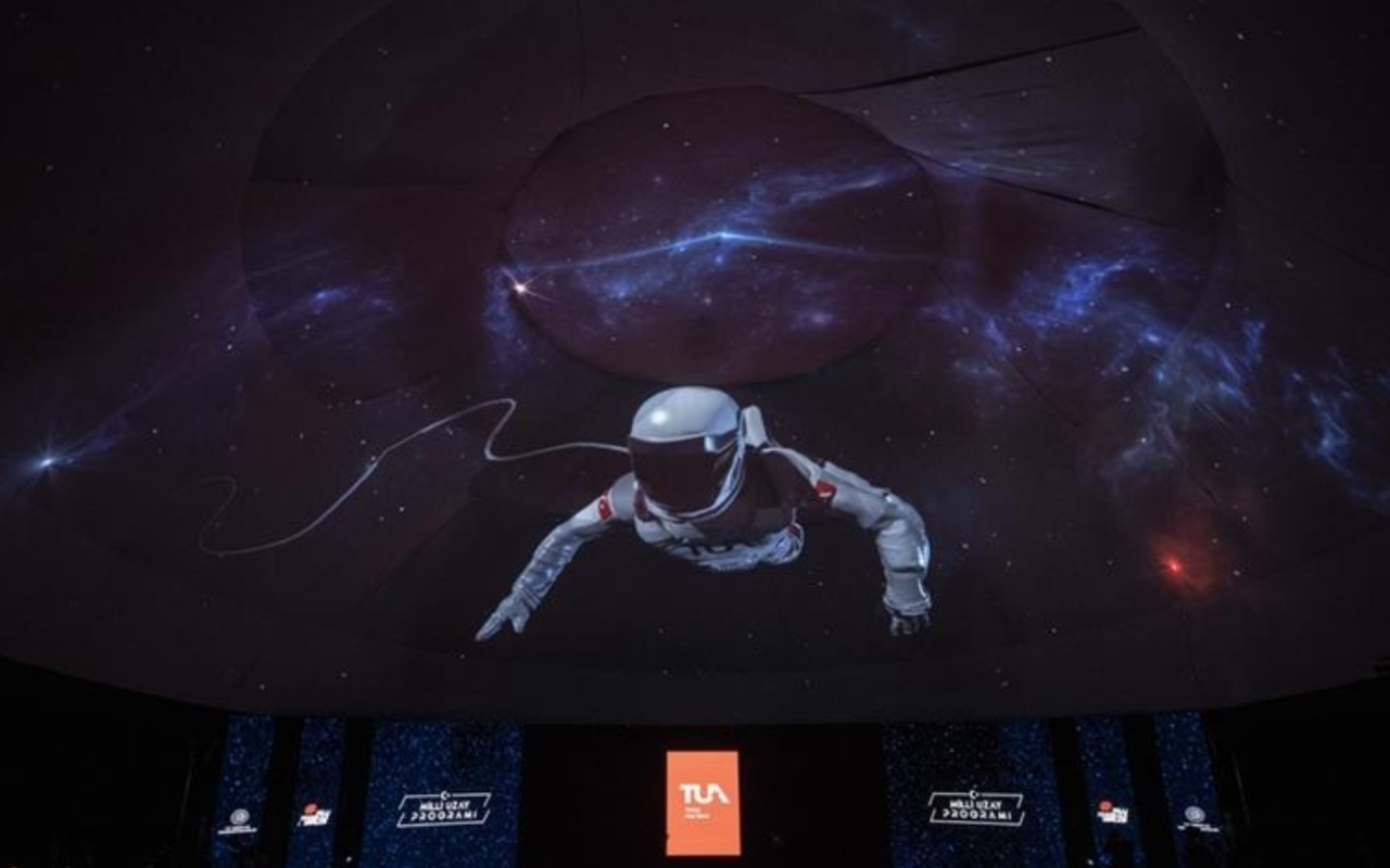 Türkiye Uzay Ajansının Uluslararası Astronot Federasyonuna üyeliği tescillendi